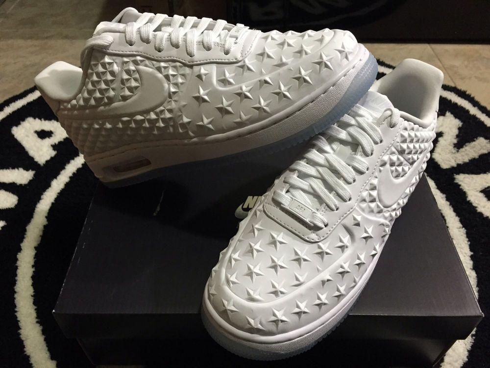 online retailer f3edf 01749 Nike Air Force 1 Elite All star Constellation Collection