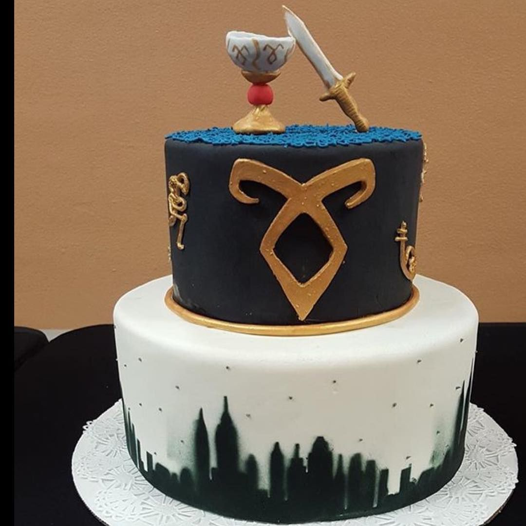 The Mortal Instruments Cake Ideas