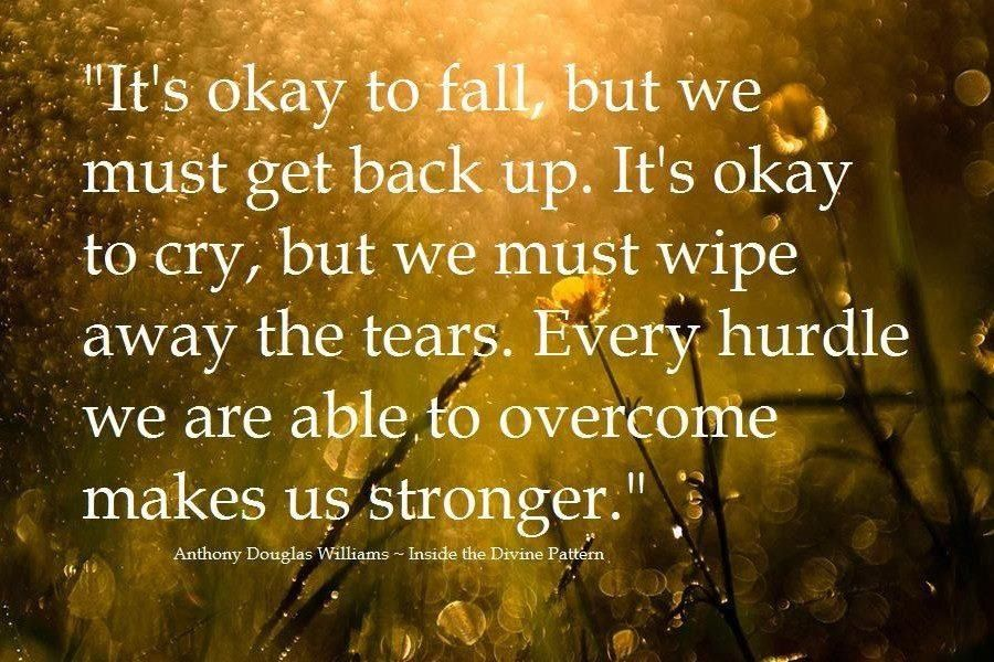 Quotes Always Get Back Up. QuotesGram