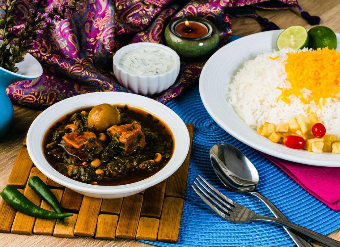 Delicious iranian dish ghormeh sabzi ifilmtvenglish delicious iranian dish ghormeh sabzi ifilmtvenglish forumfinder Gallery