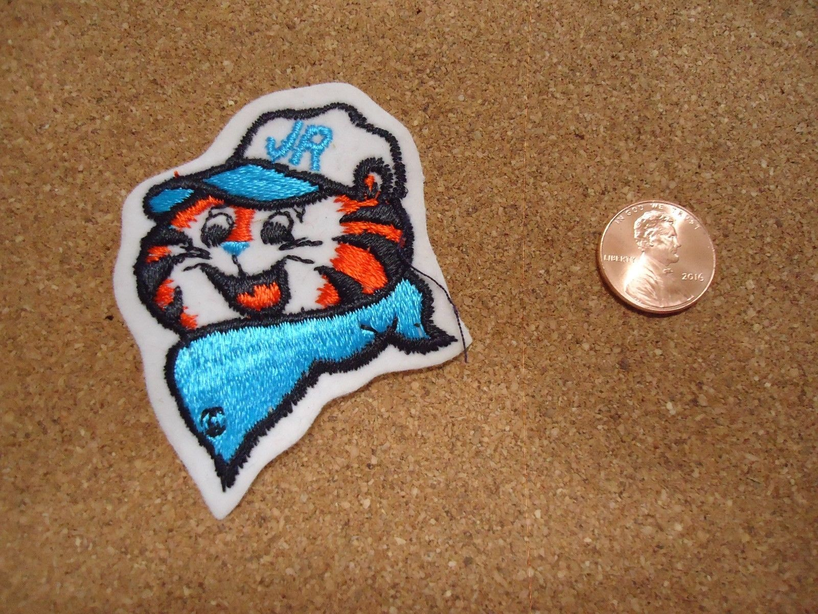 Vintage Tony the Tiger Jr Patch New Old Stock