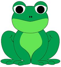 Image result for frog clipart