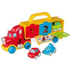 Wheeler, le camion musical et ses 3 voitures