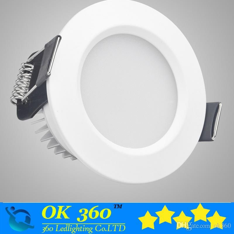 2 5 3 4 5 Led Recessed Downlights 9w 12w 15w 18w Dimmable Led