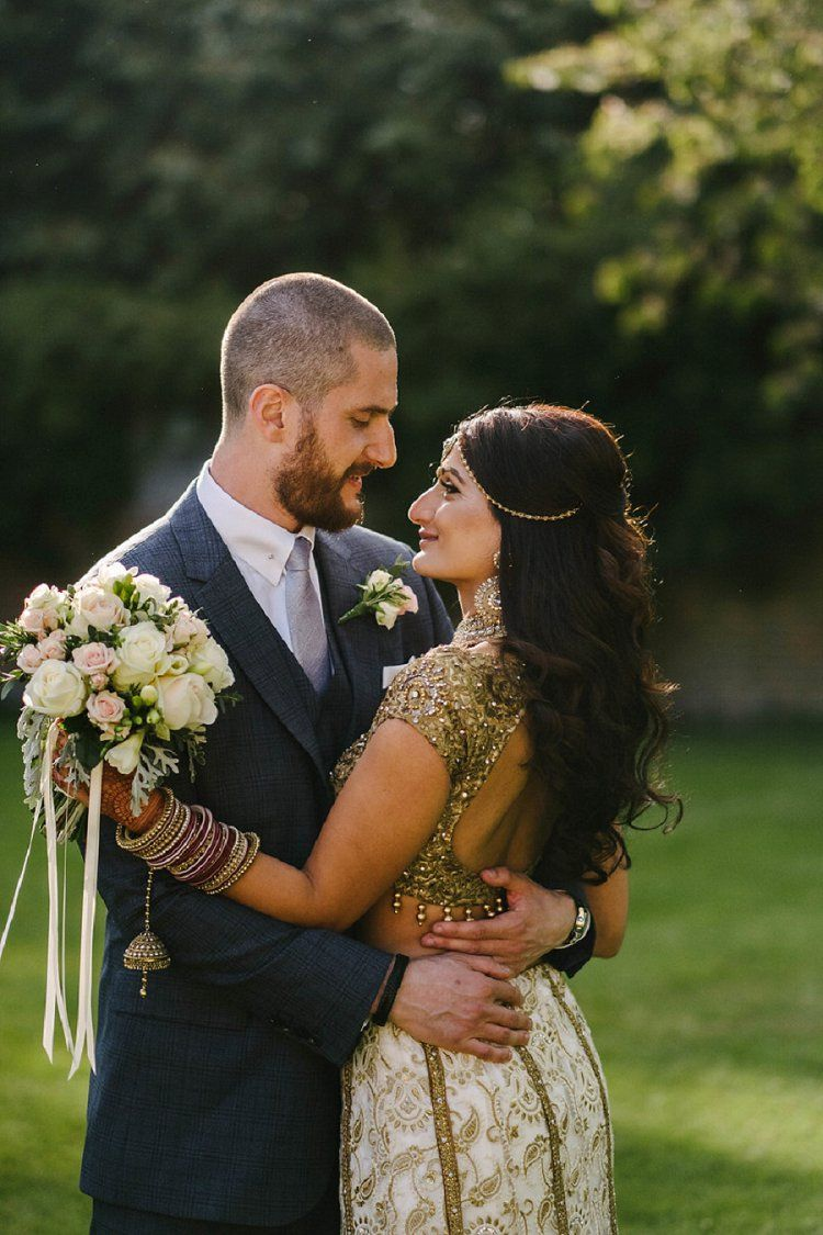 A Jewish-Indian Wedding with an \'East Meets West\' theme at Sopwell ...
