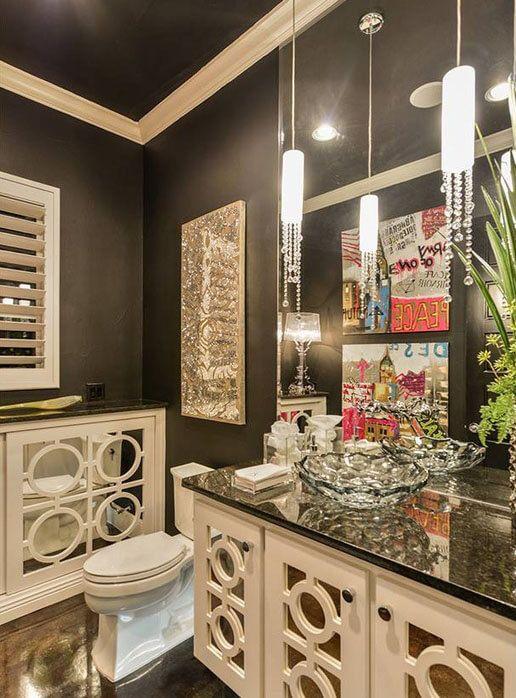 21+ Bathroom Pendant Lighting Design Ideas   Lighting design ...