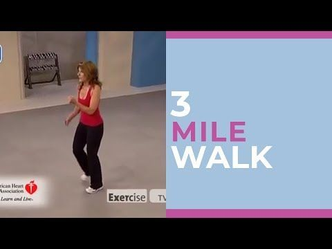 Walking is one of the best ways to get fit and toned, become healthy, and stay strong throughout lif...