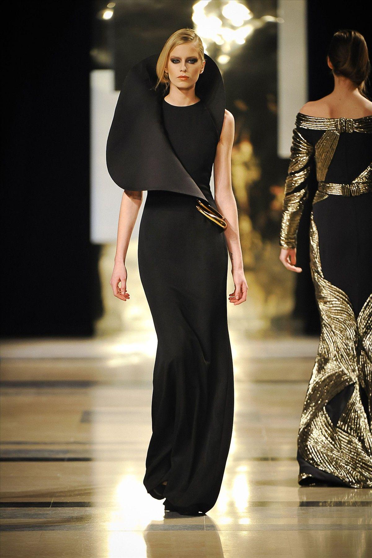 Fashion Stéphane Rolland Pe 2017 Haute Couture S Paris And Design Yoho Cn