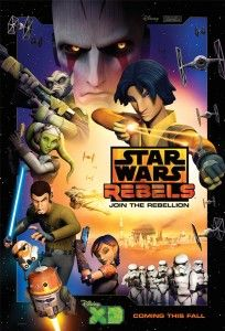 Star Wars Rebels Heading to Comic-Con, Star Wars Episode VII Staying Home