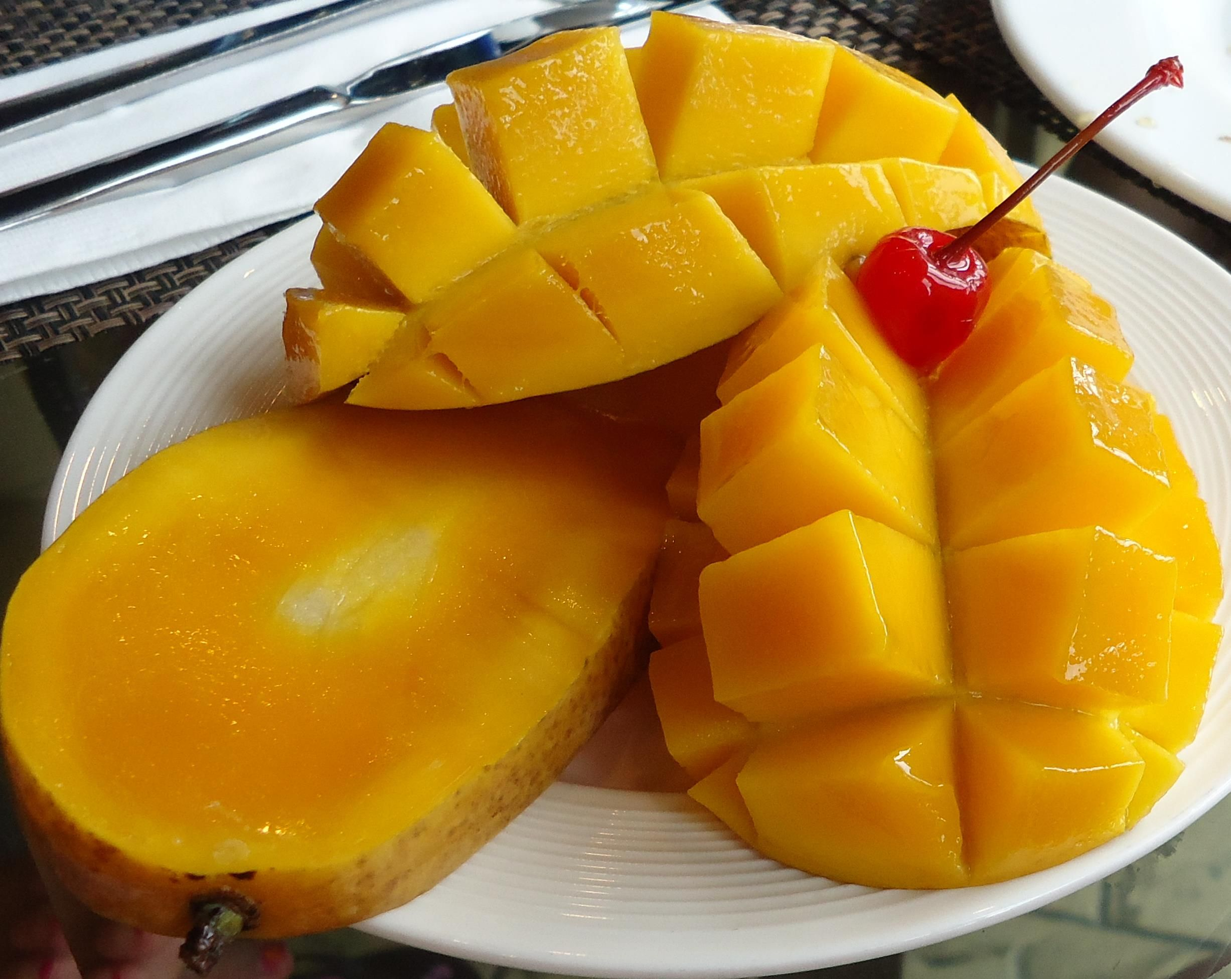 Sweet, Delicious Philippine Mango This Is Very Spiritually Inspiring!  Please Watch And Share Sometimes