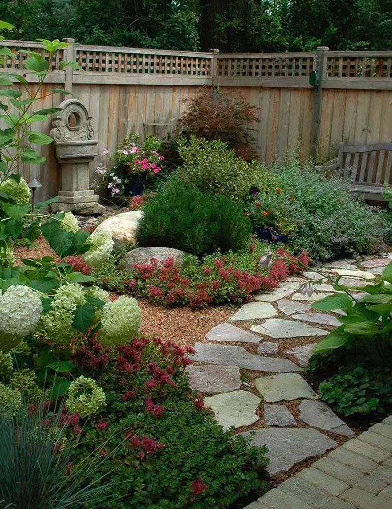 3 Unique Garden Path And Walkways Ideas Gravelian Com Budget Garden Corner Landscaping Unique Gardens