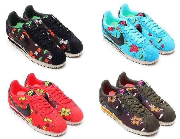 sports shoes 8748e 3af52 nike cortez aloha pack