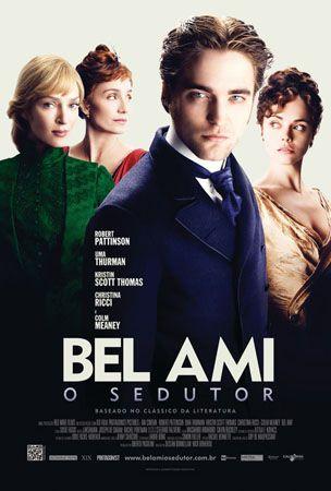 Bel Ami 2012 English Movies Download Movies Robert Pattinson