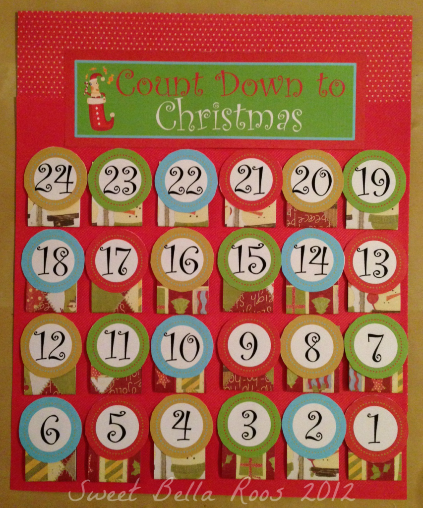 Printable Advent Calendar 2017 Free Calendar Template 2018 News To