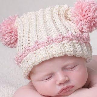 MARIA ARTEIRA Chapéu De Croche Infantil ec6dc3a2713