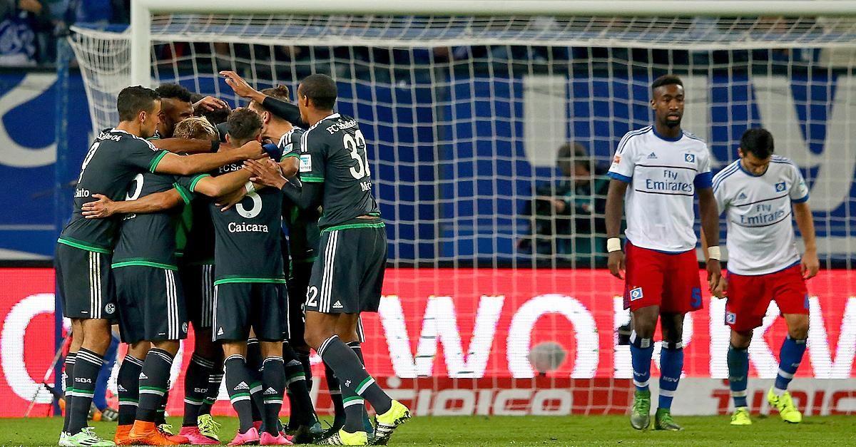 Focus.de - 1:0 in Hamburg - Schalkes Siegtorschütze wird ein- und wieder ausgewechselt - Bundesliga