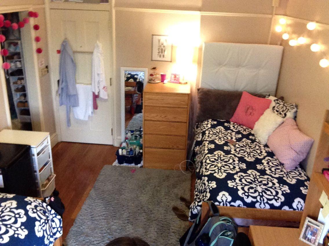 Miami University Peabody Hall Dorm Room Part 80