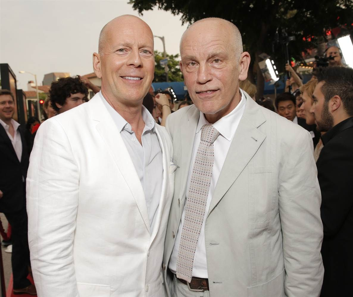 Bruce Willis and John Malkovich | The Way They Were | Pinterest ...