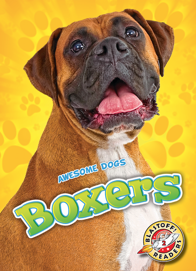 Don't let boxers intimidate you. They're actually one of