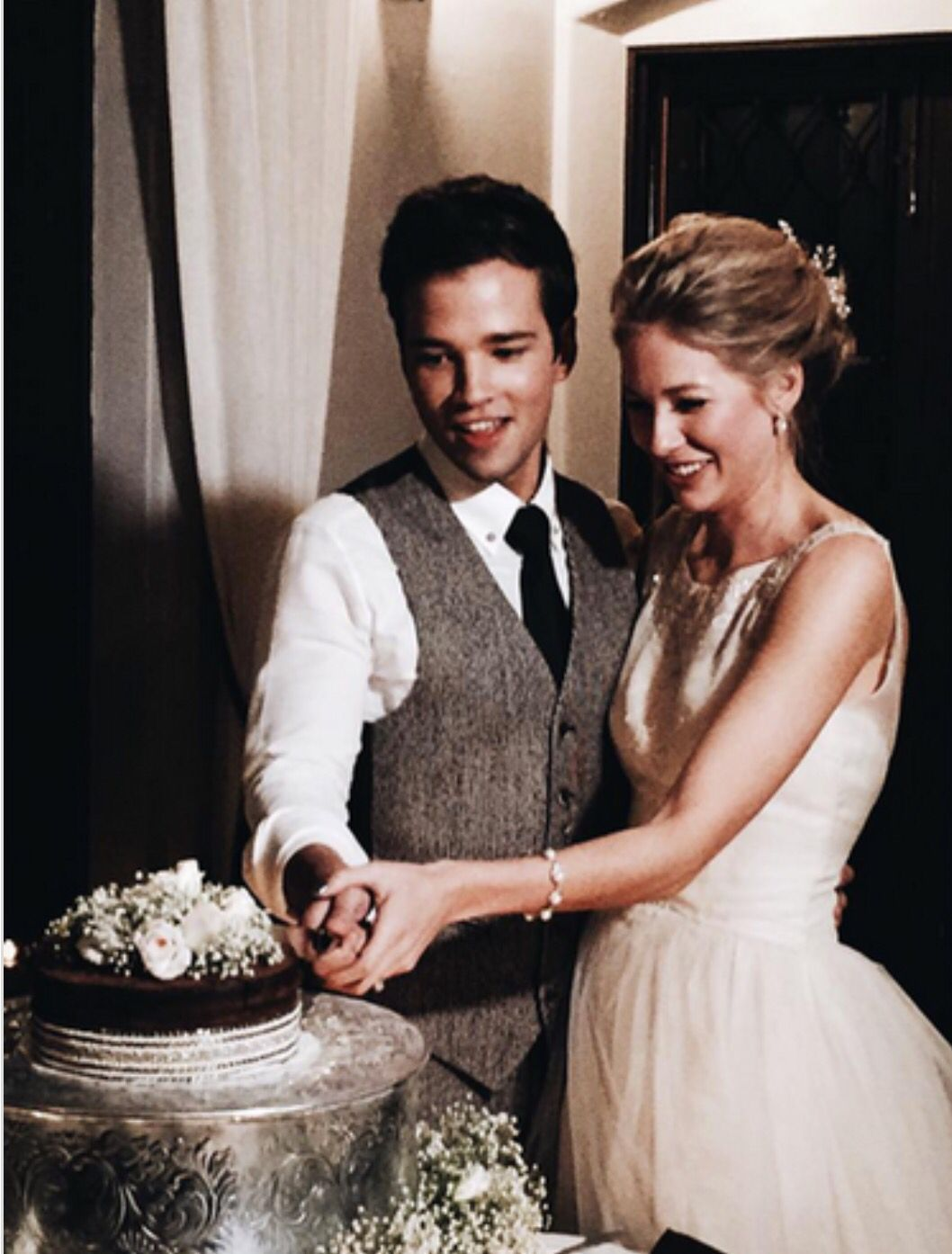 Nathan Kress Wedding.Nathan And London Kress Wedding Nathan Kress In 2019