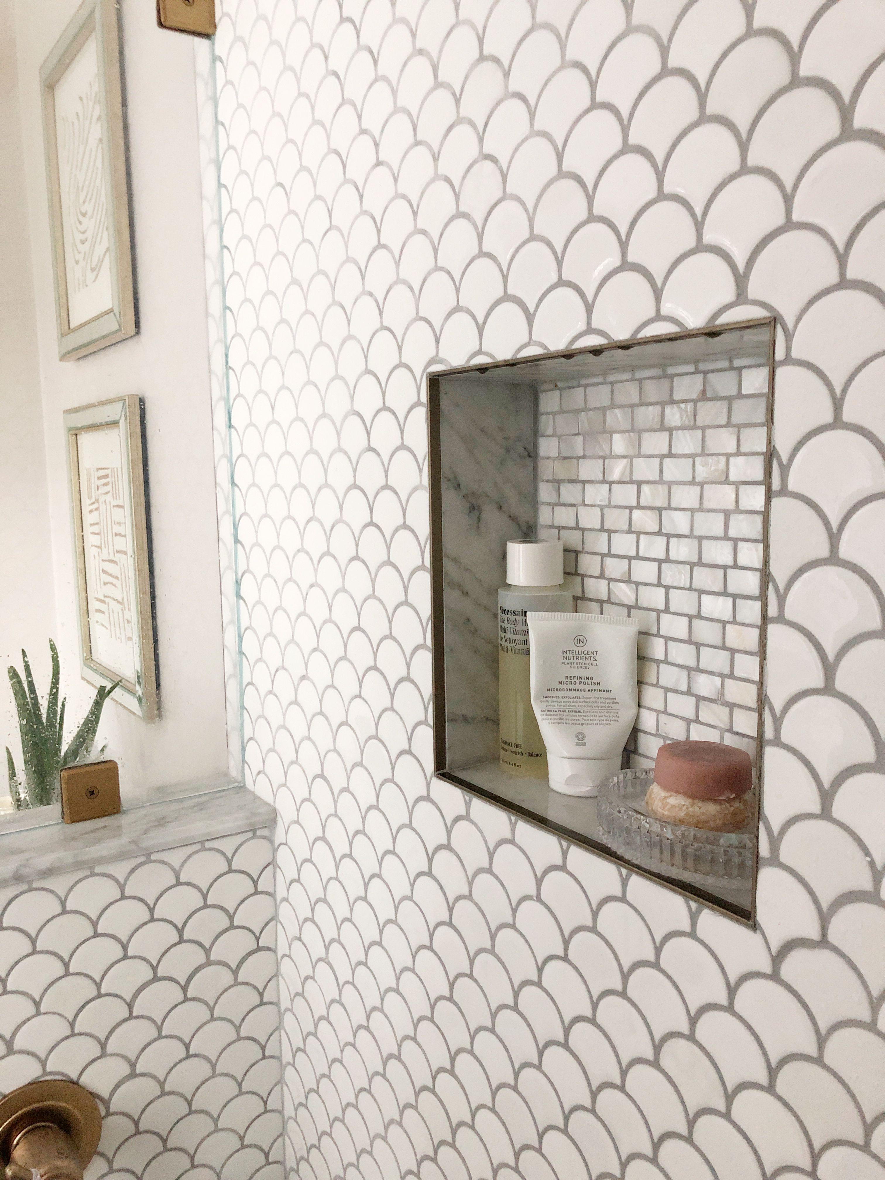 master bathroom shower tile master