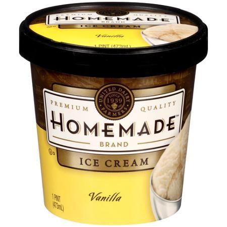 Homemade Ice Cream Pot