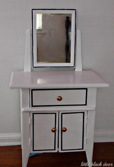 diy vanity for little girl. Little girl s vanity DIY makeover  must for Palmer room IF I