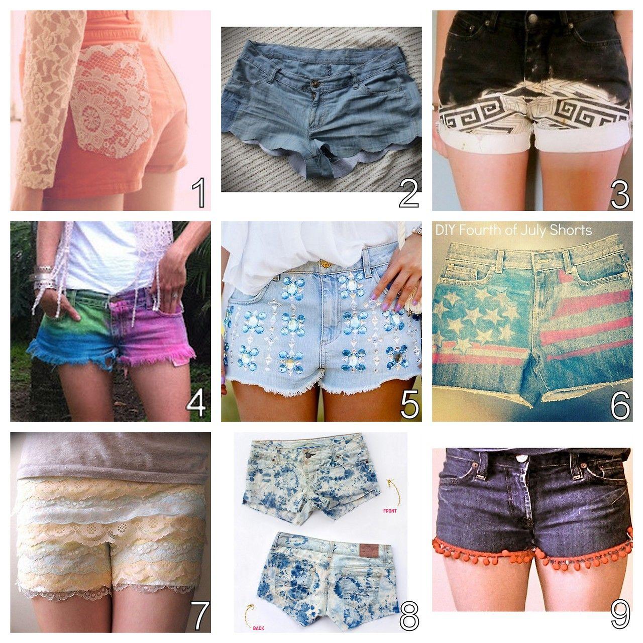 Tumblr summer shorts photo