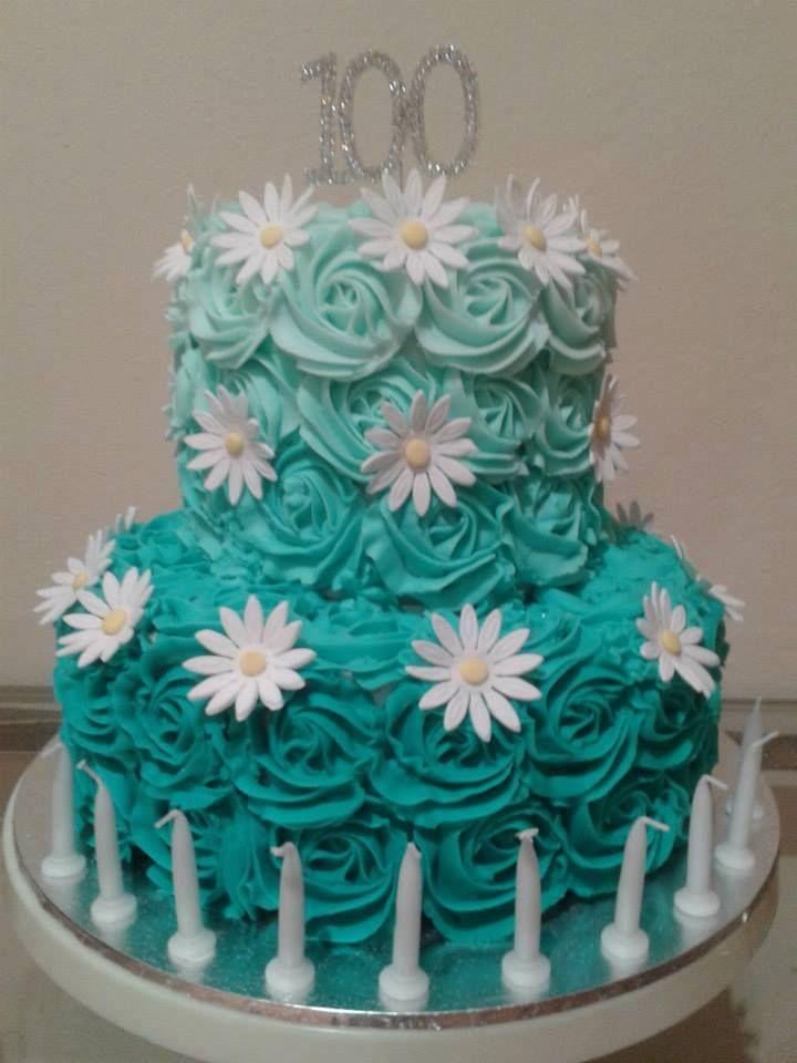 Teal Cake Wedding L Amp S Pinterest Teal Cake Cake