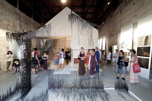 Venice Biennale 2012 Moran Street