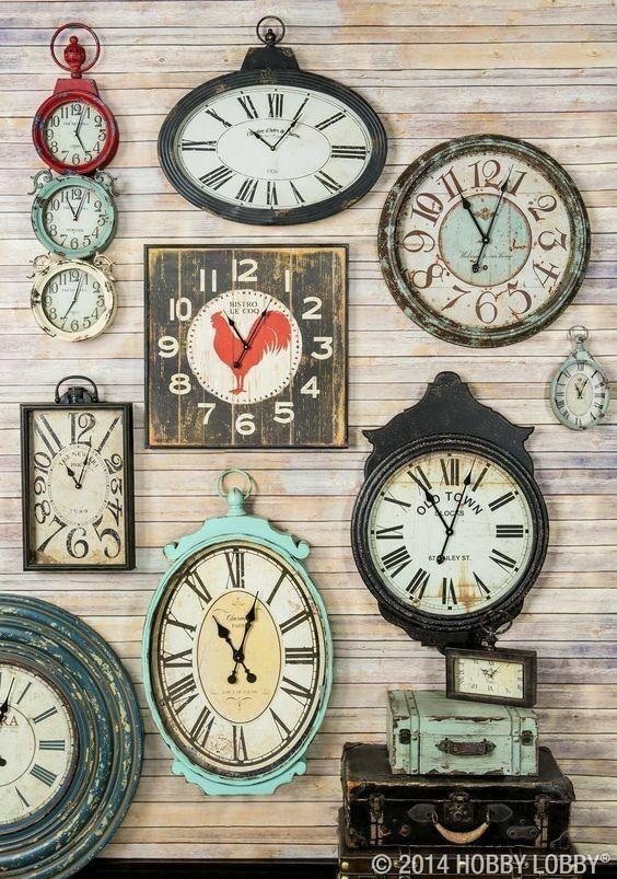 Pin de lyn williams en clocks pinterest reloj relojes de pared y mejores relojes - Relojes de decoracion ...