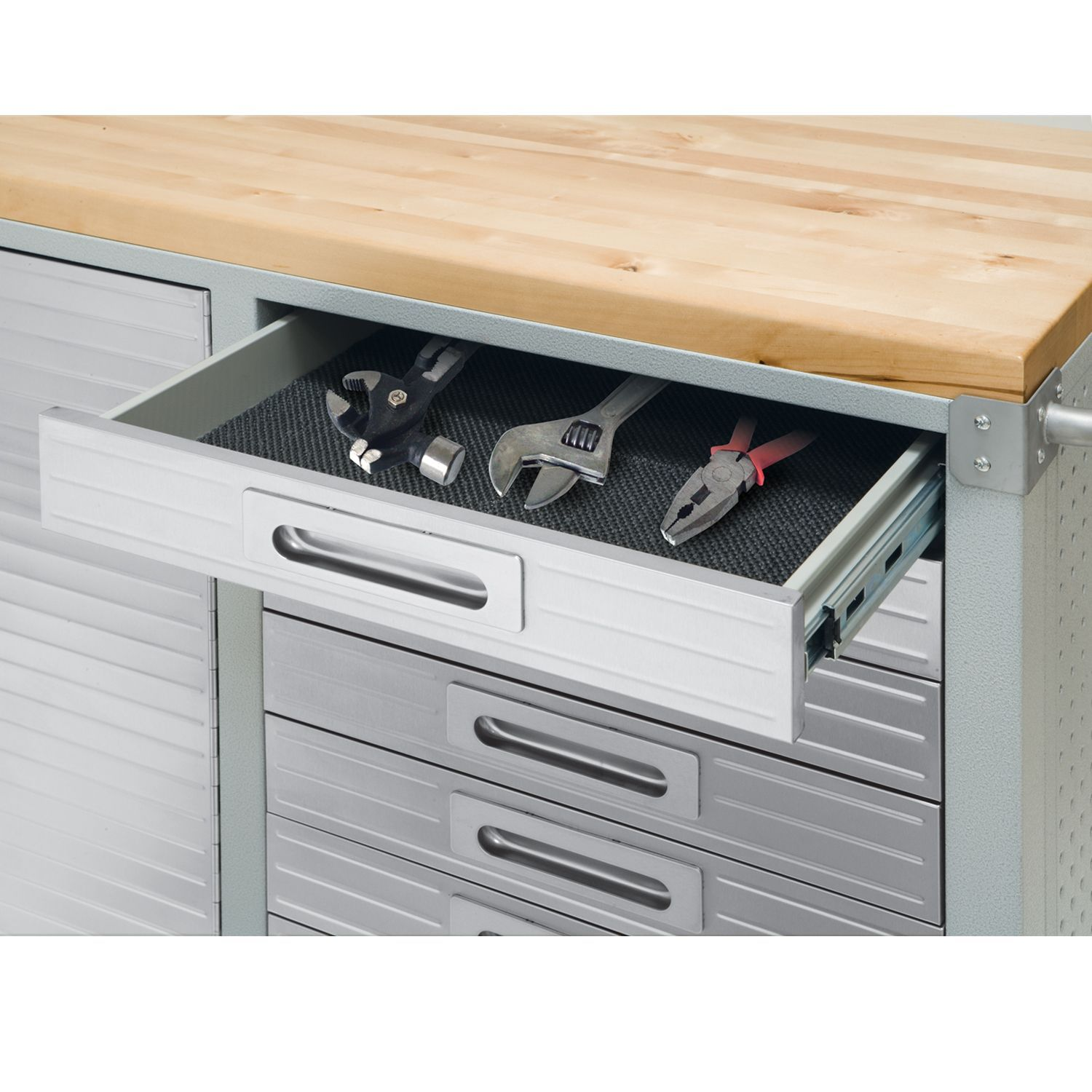 rolling new seville ultrahd workbench pin philosophy design drawers classics a drawer
