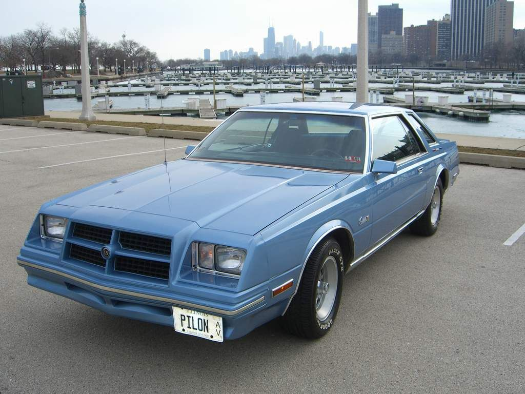 1981 chrysler cordoba ls for sale