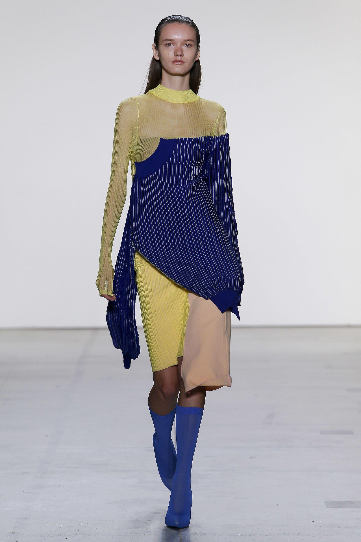 Parsons fashion show 2018 48