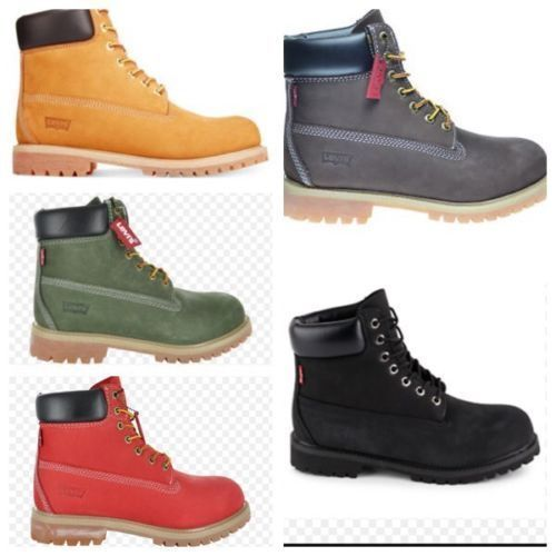 Nubuck leather, Boots, Leather boots