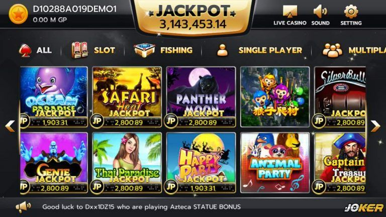 How May Online Cell phone Gambling establishment lobstermania slot app And Slot machine Video games Impact One's Existence?