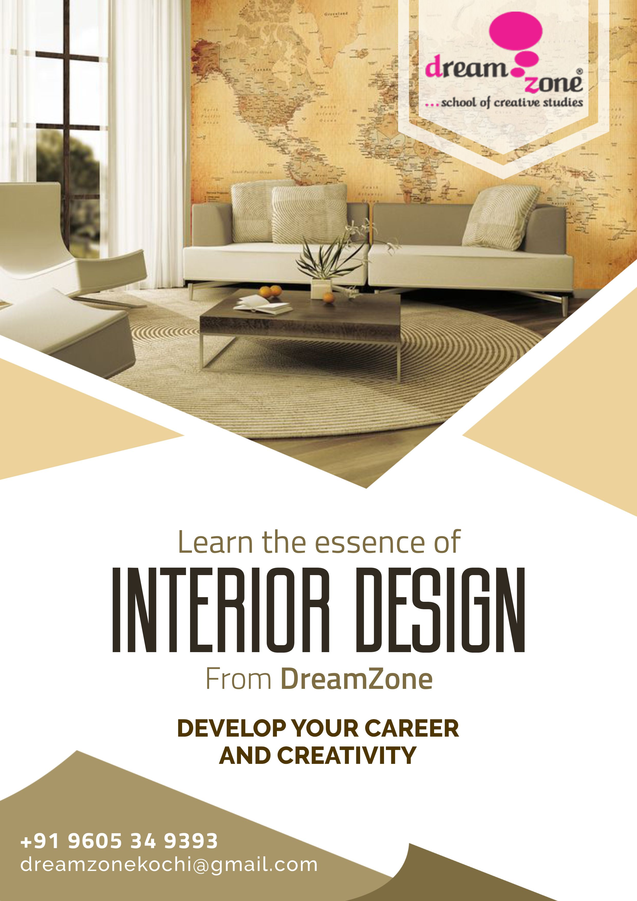 Our Interior Design Course Gives You All The Training And Skills