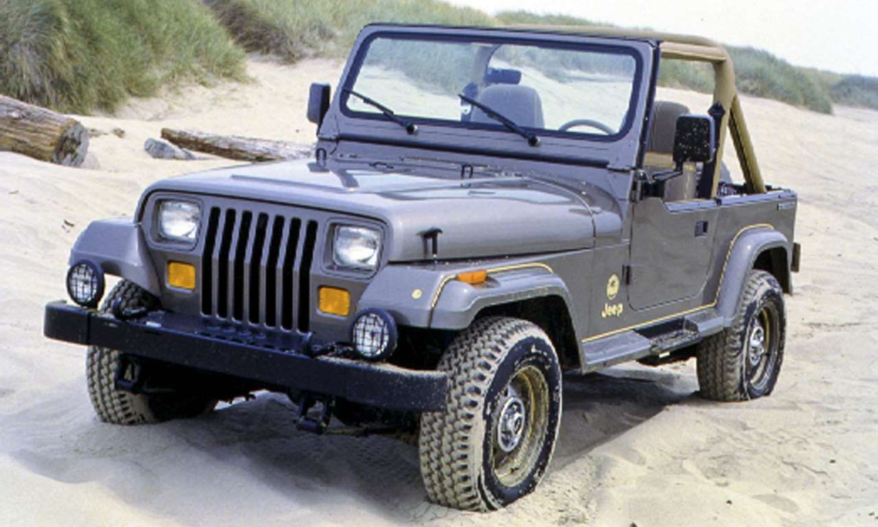 Jeep A Brief History Jeep Wrangler Yj 1987 1996 Part 2