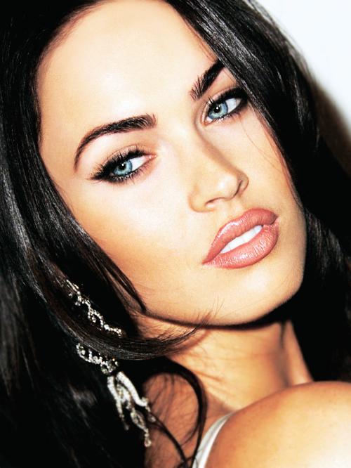 Flawless Beautiful Humans Megan Denise Fox Fox Makeup