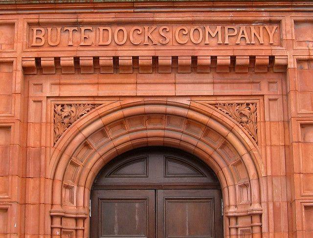 Pierhead Building, Cardiff Bay, Wales | bute docks company 2