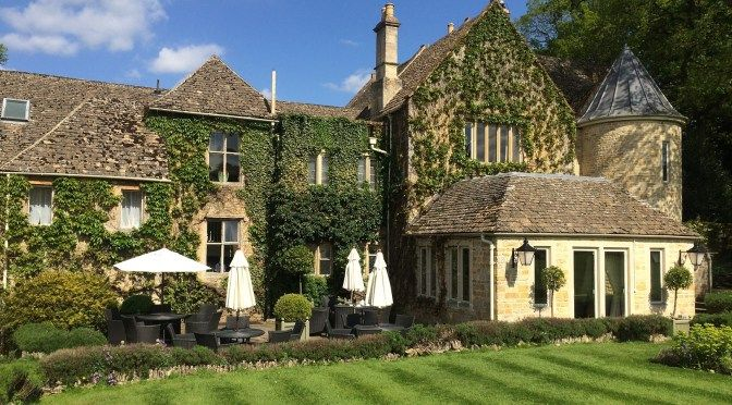 Lords Of The Manor Luxury Hotel Upper Slaughter Cotswolds Uk
