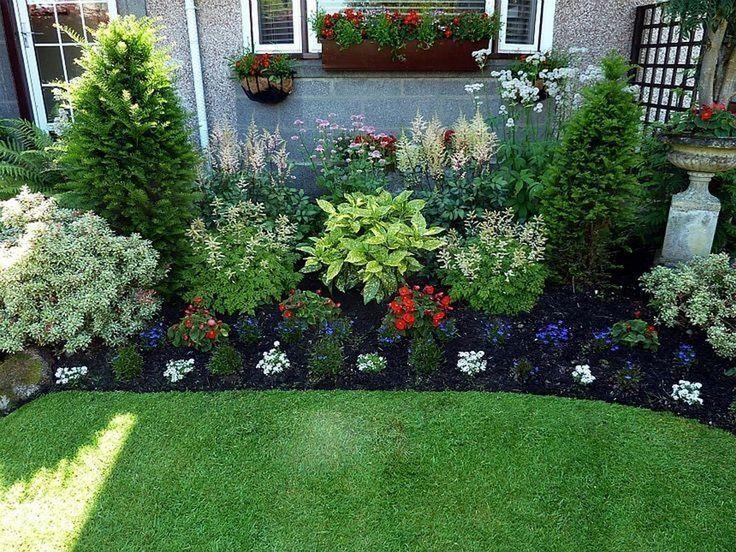 Best 25 Front Yard Landscaping Ideas On Pinterest Front Pertaining To Landscaping Front Garden Landscape Front Yard Landscaping Design Front Yard Garden Design