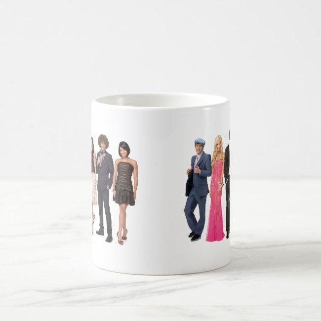 High School Musical Prom Disney Coffee Mug | Zazzle.com #disneycoffeemugs