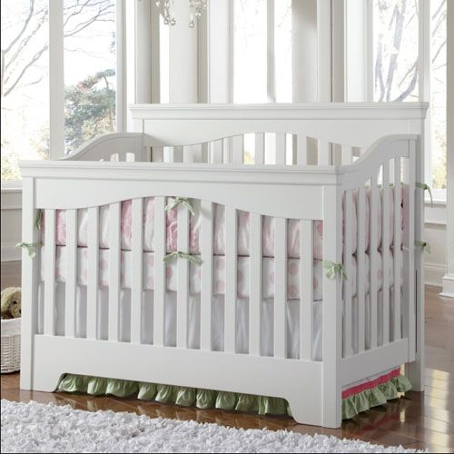 Built to Grow Debut Crib | Cribs, Baby furniture, Kids ...