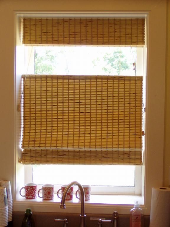 hunter douglas woven wood roman shades topdown bottomup feature