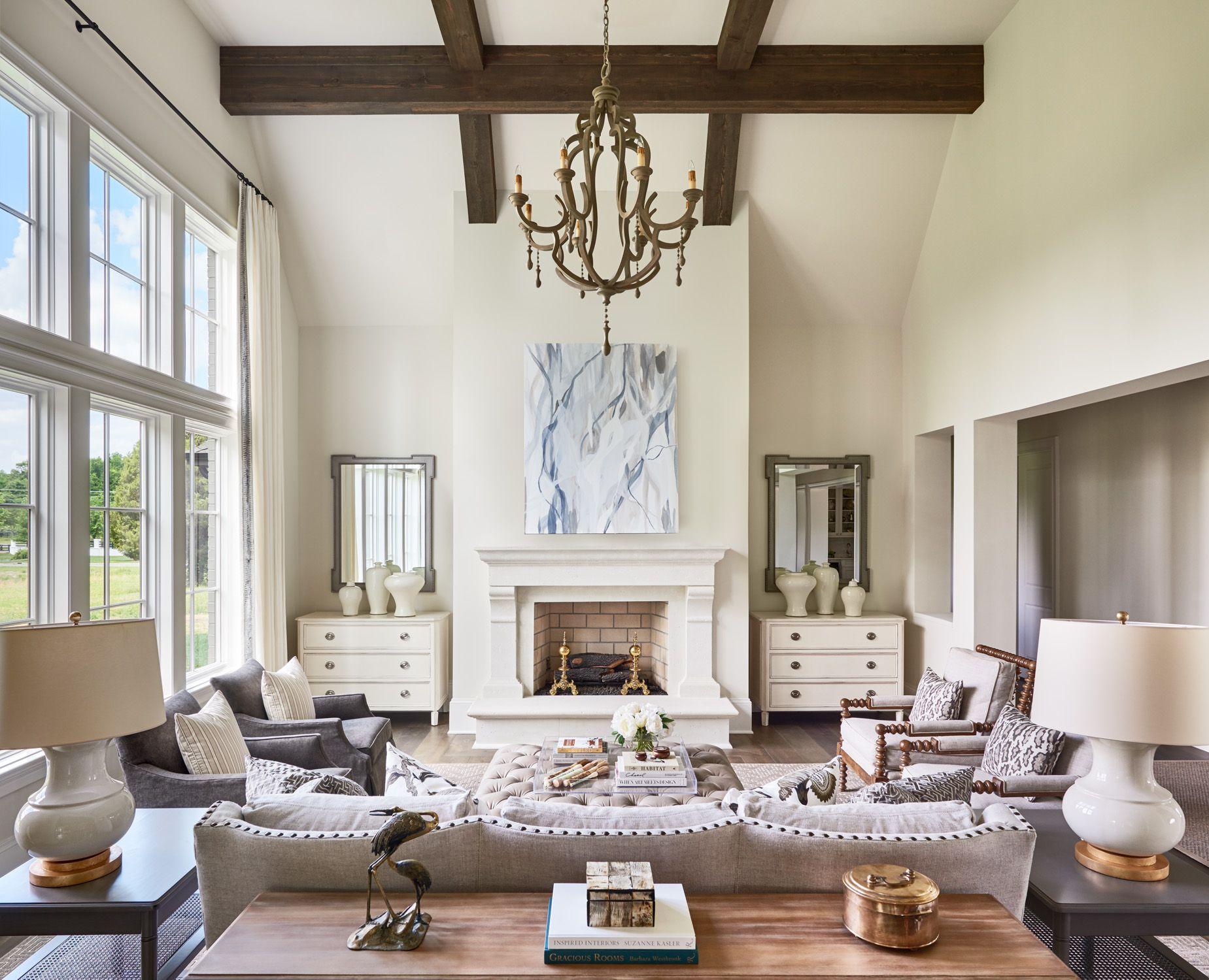 Traci Zeller Designs | Interior Designer | Charlotte, NC | Living Room