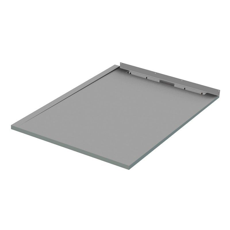 Mode Single Fall Right Handed Wet Room Shower Tray Former And