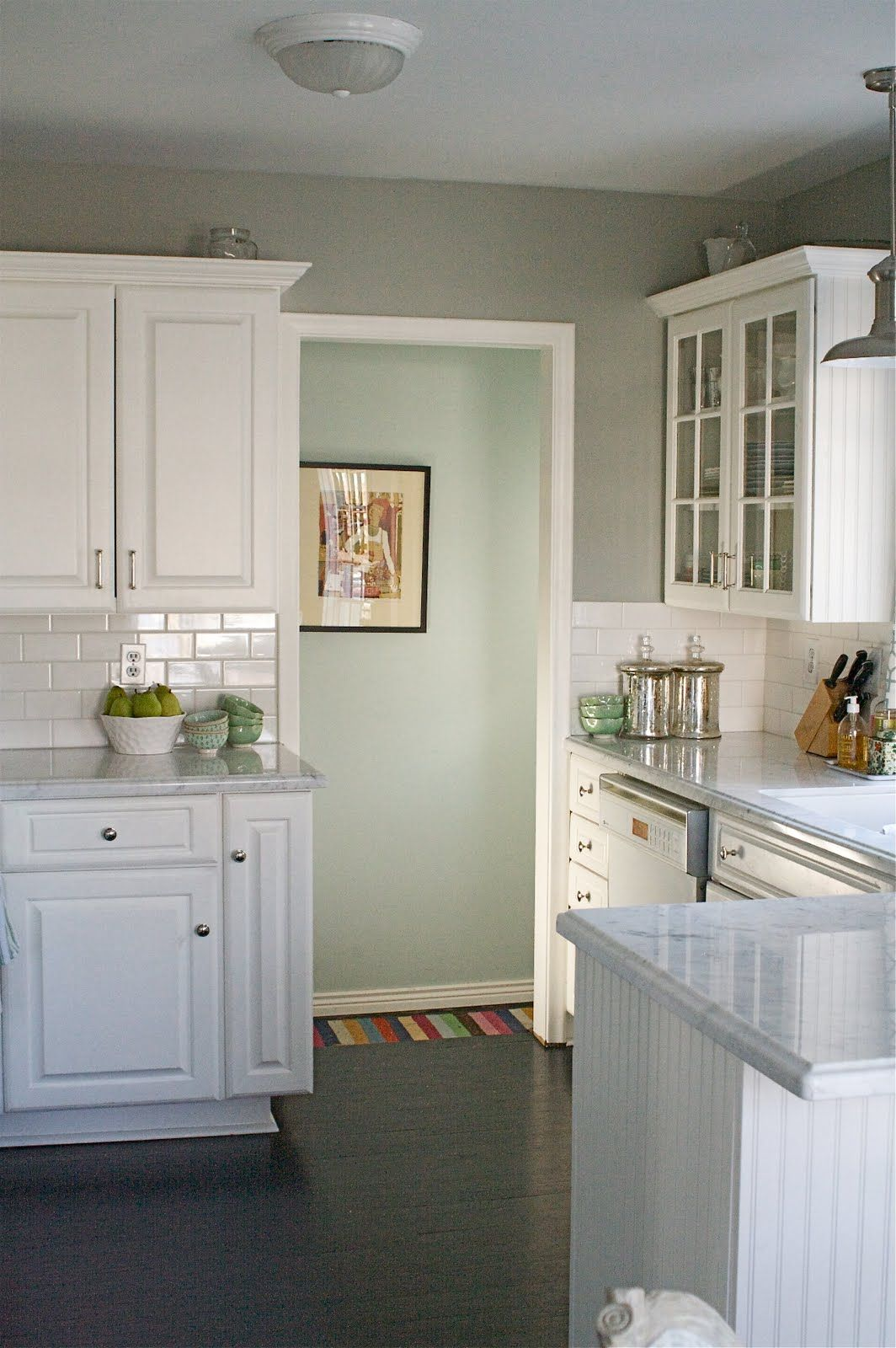 love how the paints colors for the kitchen gray the on good wall colors for kitchens id=87083