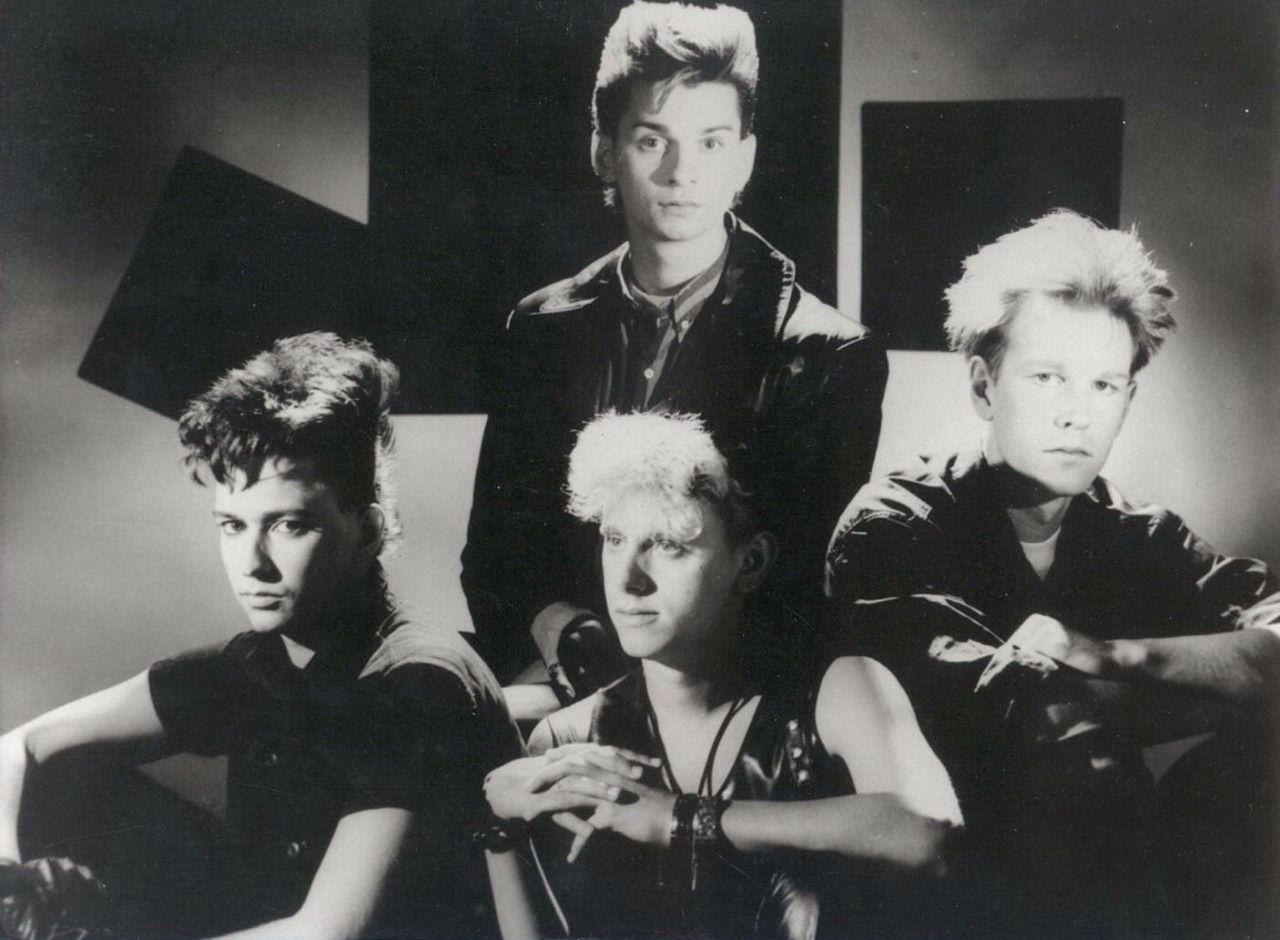 ♡♡ #davegahan #martingore #andyfletcher #alanwilder #depechemode #mybadboys #mylife