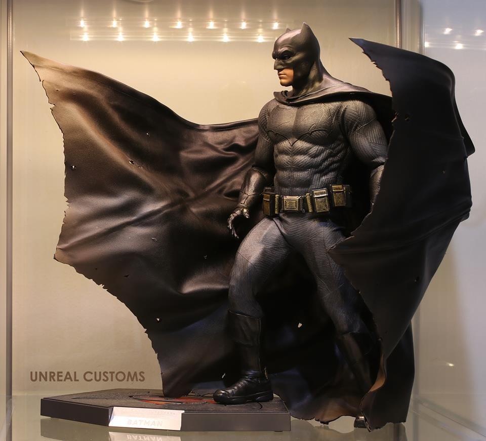 Armadura Replica Batman Cavaleiro Das Trevas Ressurge With